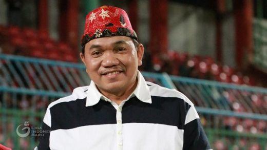 Achsanul Qosasih Senang Lihat Perubahan Madura United