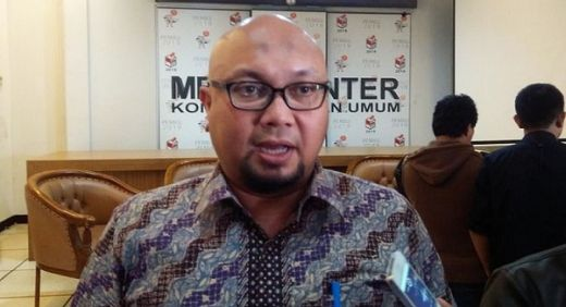 KPU Ingin UU Larang Koruptor jadi Peserta Pilkada