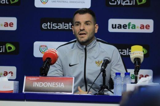Timnas Indonesia Siap Hadapi UAE