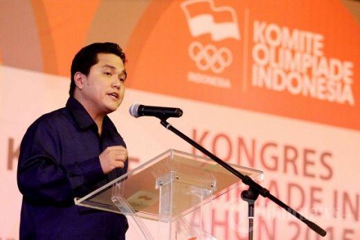 Erick Thohir: Ada Sinyal Baik Indonesia Tuan Rumah Olimpiade