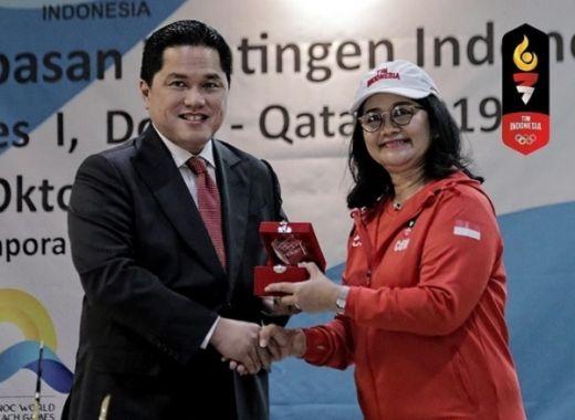 Indonesia Ikuti 45 Cabor Dengan Target 45 Medali Emas