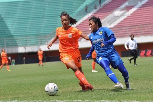 Persija Menang Tipis Atas Persib Bandung