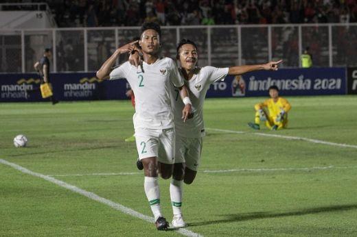 Permainan Atraktif Kunci Kesuksesan Timnas Inonesia di Laga Perdana