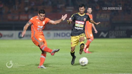 Borneo FC Patok Kemenangan Lawan Persija Jakarta