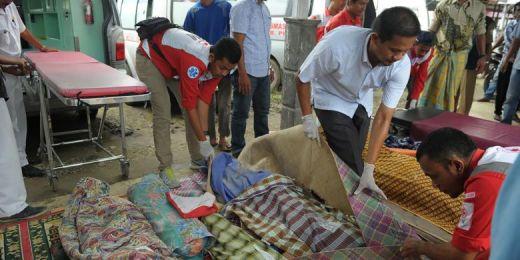 Bantu Korban Gempa, Semen Padang Kirim 16 Relawan ke Aceh