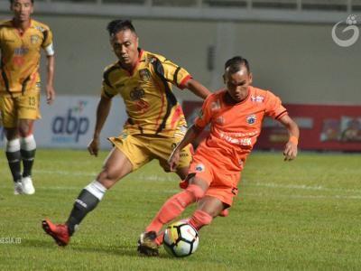 Teco Akui Tak Mudah Kalahkan Mitra Kukar FC
