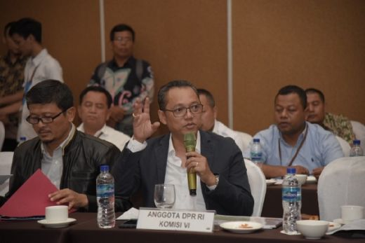 Pesan Legislator asal Kalimantan dalam Rapat IKN dengan 4 BUMN
