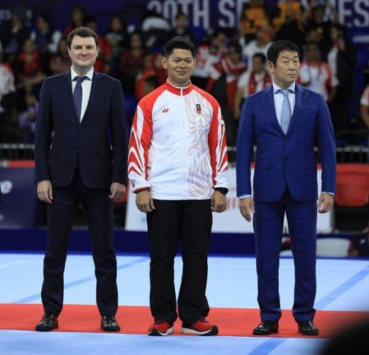 Presiden NOC Indonesia Apresiasi Tindakan Atlet Filipina