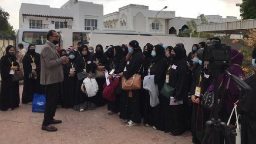 Dapat Amnesti, 67 PMI dari Oman Dijemput Kepala BP2MI di Bandara Soetta