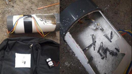 Bom Palsu dan Serbuk Putih di Rumah Ketua KPK Ternyata Semen