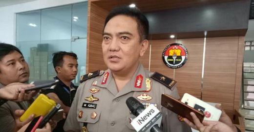 Polisi Pastikan Teror di Rumah Ketua KPK Bom Palsu