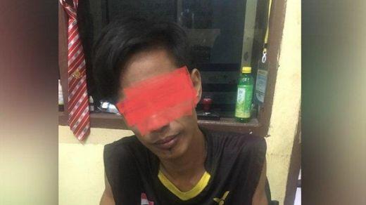 Kacau Nih... Anggota Polres Meranti Dikeroyok Saat Akan Menangkap Tersangka Narkoba