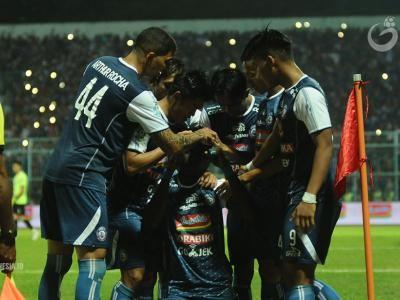 Kekuatan Arema FC Hampir Lengkap