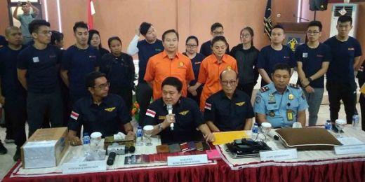 Buka Praktik Pijat Ilegal di Palembang, 20 WNA Asal Malaysia, China dan Belgia Dicokok Imigrasi
