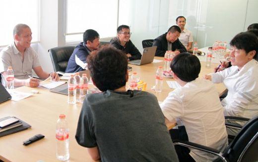 Shin Tae Yong Mulai Program Kepelatihan