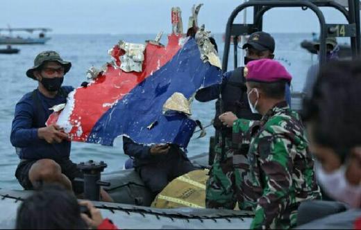 Syarief Hasan Dorong Kemenhub Investigasi Jatuhnya Sriwijaya Air SJ-182