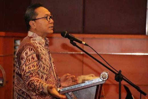 Zulkifli Hasan Yakin, Pilkada Pasti Akan Berjalan Aman dan Damai