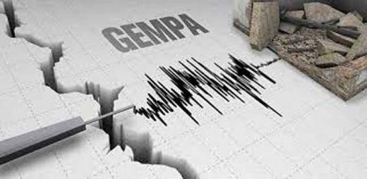 Sejak Jumat Dinihari, Sumut Telah Dilanda 8 Kali Gempa Tektonik, 4 di Antaranya Terasa di Medan