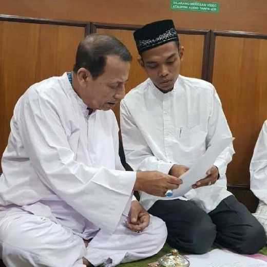 Sematkan Panggilan Syaikh Abdul Somad, Habib Luthfi: UAS Punya Silsilah Keturunan Nabi