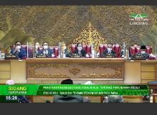 DPR Setujui Nama-Nama Calon Dewas BPJS dan Calon Hakim Agung