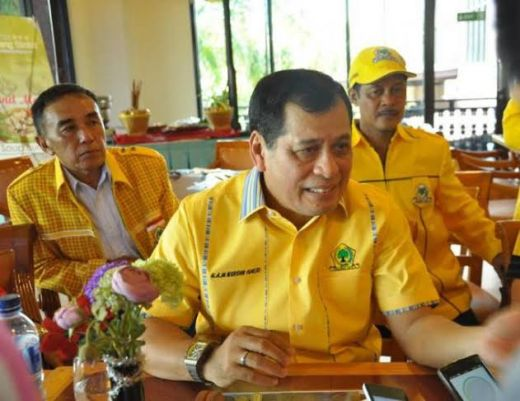 Nurdin Halid: Jika Terbukti Terlibat Kasus E-KTP, Setya Novanto Dipecat Golkar