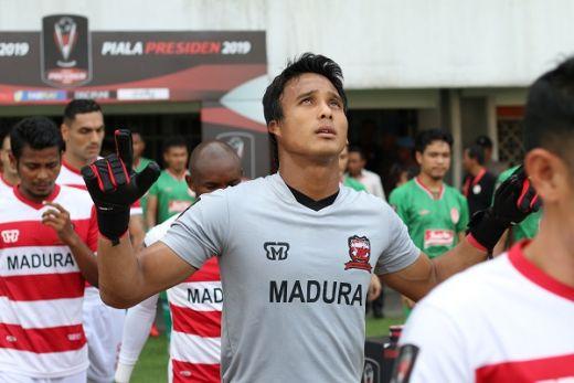 Lawan Borneo, Ridho Dapat Izin Tetap Perkuat Madura United FC