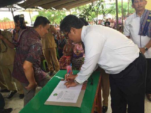 Kembangkan Sayap ke Timur, Seknas BUMP Indonesia Rangkul Petani di Kupang