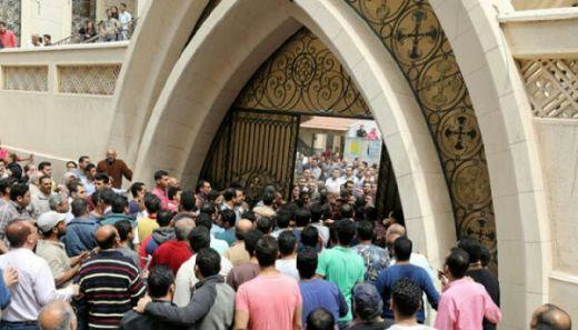 ISIS Klaim Dalang Ledakan Bom pada 2 Gereja di Mesir yang Tewaskan 43 Orang