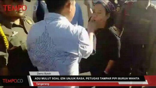 Tampar Buruh Perempuan, Polisi Berpangkat AKBP Diperiksa Propam Polda