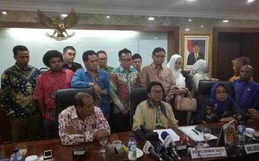 Klaim Kepemimpinannya di DPD Sah, Oso: Tidak ada Tandingan, Soal Hemas itu Pribadi