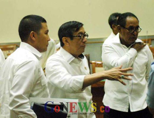 Selain Soal Over Kapasitas Lapas, Komisi III DPR juga Mendesak Menteri Yasona Tindak Pekerja Asing Ilegal