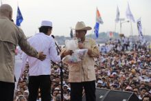 Dapat Dana Perjuangan, Prabowo Siap Mengabdi ke Rakyat