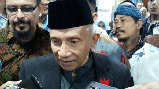 Wacana People Power ala Amien Rais dalam Kenangan Reformasi dan Gugatan Pemilu 2014, Logiskah?