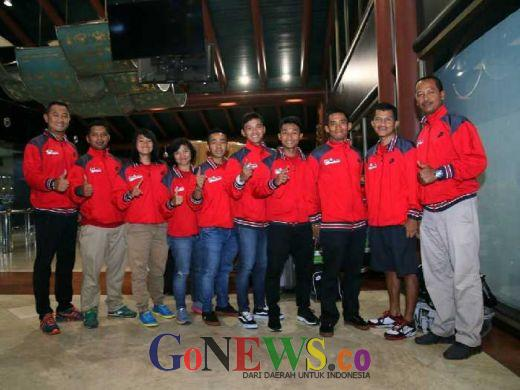 Popo, Khoiful dan Tiara, Andalan Indonesia di Kejuaraan MTB Asia 2017
