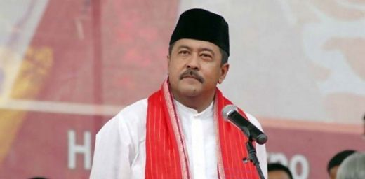 Raih Suara Tertinggi se-Banten karena Dukung Jokowi, Si Doel Anak Betawi jadi Anak Senayan