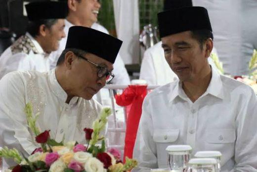 Undang Jokowi Buka Bersama, Zulkifli Hasan: Siapapun Pemenangnya Mari Jahit Kembali Merah Putih