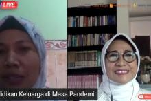 Cari Minat! Keluarga Harus Optimalkan Kegiatan Belajar di Rumah selama Pandemi