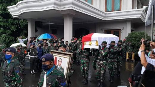Bamsoet: Almarhum Jenderal TNI (Purn) Djoko Santoso Loyal Jaga Keutuhan NKRI