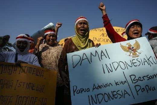 Tokoh OPM Imbau Provokasi kepada Masyarakat Dihentikan