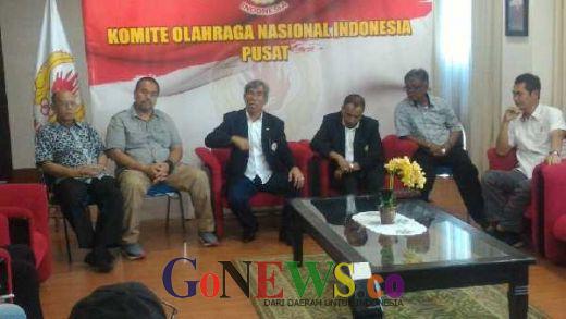 Kamaruddin Optimis Aceh-Sumut Jadi Tuan Rumah PON 2024