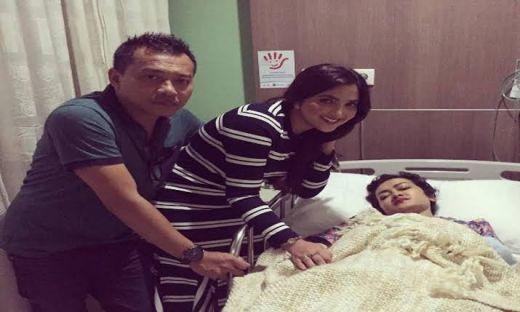 Julia Perez Meninggal Dunia di Bulan Ramadan, Ashanty: Insya Allah Masuk Surga