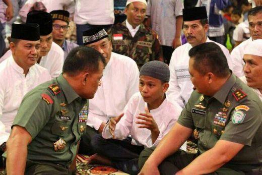 Tolak Tawaran Panglima TNI, Naufal Penemu Listrik dari Pohon Kedondong Pilih Beasiswa Kemenag