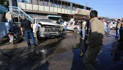 Seorang Perempuan Ledakkan Diri di Tengah Pasar, 31 Tewas dan 35 Terluka