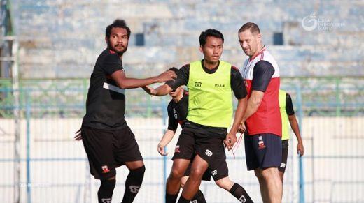Madura United Akan Jaga Konsistensi