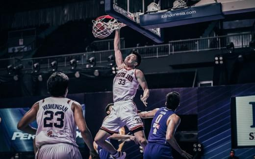 Vincent Nikmati Musim Perdana dengan Pelita Jaya