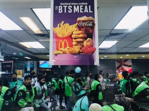 Pandemi Belum Berakhir, Wibi Ingatkan McDonalds Patuhi Aturan