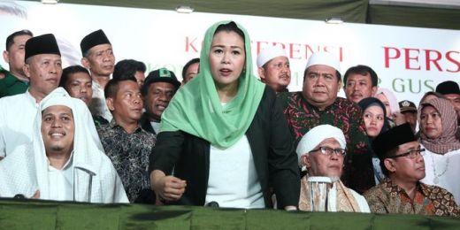 Yenny Wahid Kritik PBNU Minta Jatah Kursi Menteri
