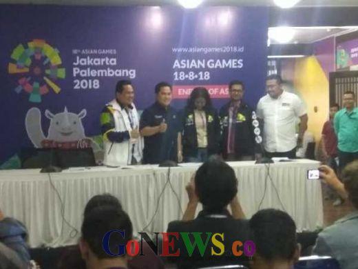 Tiket Cabor Sepakbola Asian Games Paling Diminati Warga, Ini Buktinya