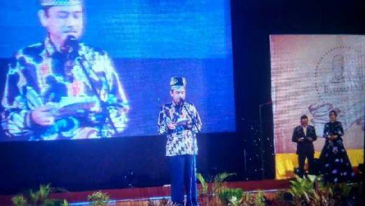 Malam Grand Final Bujang Dara Riau, Ahmad Hijazi: Budaya Adalah Sumber Segalanya