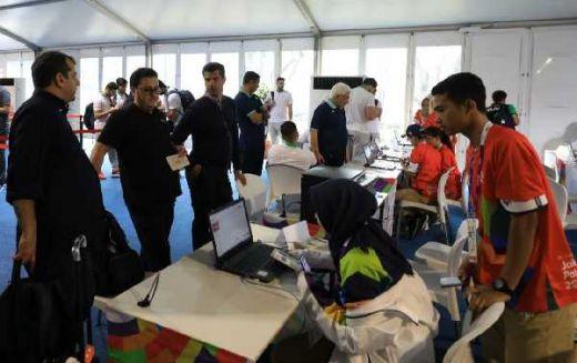 Jelang Delapan Hari Pembukaan Asian Games, Athletes Village Telah Dihuni Kontingen dari 20 Negara